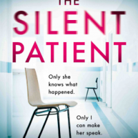The silent patient by Alex Michaelides #bookreview