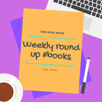 Weekly round-up #books